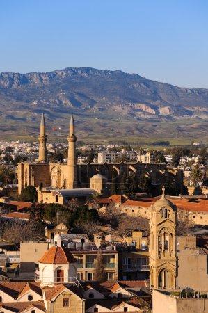 Northern Nicosia postcard