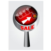 Web icon sale