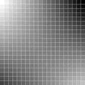 Black and white square mosaic background