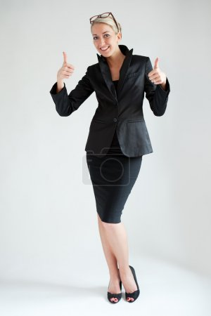 Photo for Successful businesswomen. Available light shot - Royalty Free Image