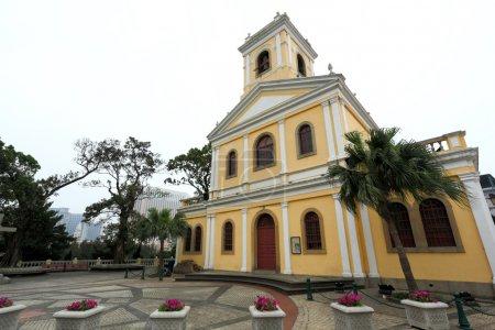 Our Lady of Carmel Church, macau