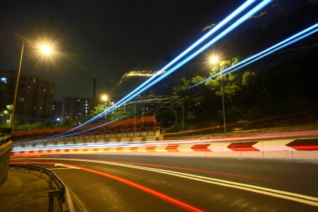 Photo for Highway night - Royalty Free Image