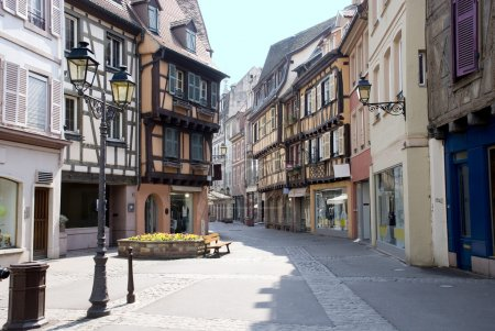 France, Colmar, medieval city