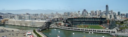 At&T Park Before The All-Star Game 2007
