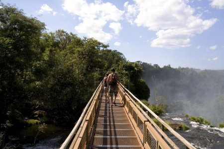 Catwalk of Iguazu