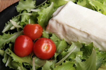 Stracchino is a typical Italian cheese, from the N...