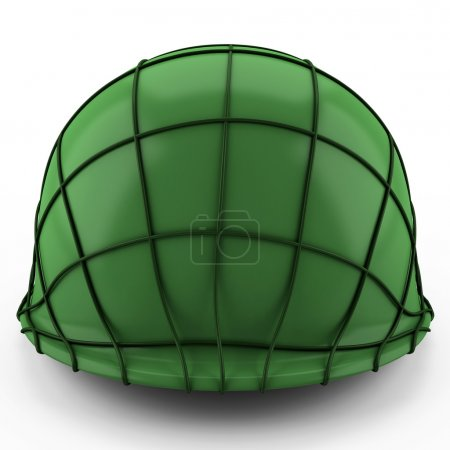 3d USA army Helmet Second World War