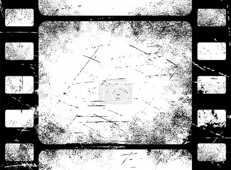 Old filmstrip