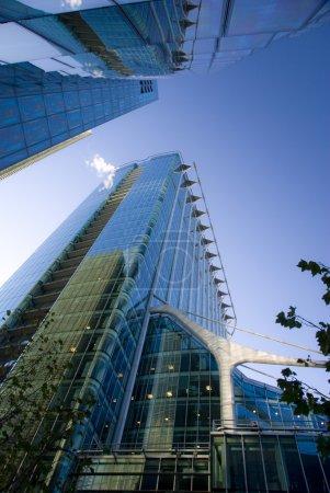 Business district: London 2