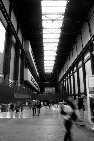 Photo pour Tate Modern : Londres 2 - image libre de droit