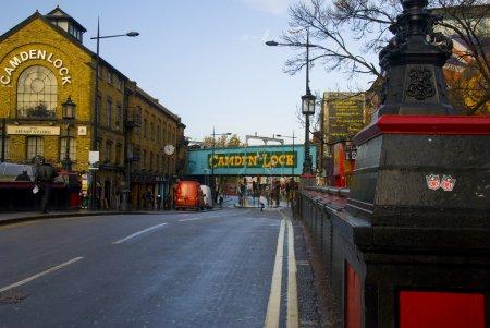 Photo pour Camden Lock : Londres - image libre de droit