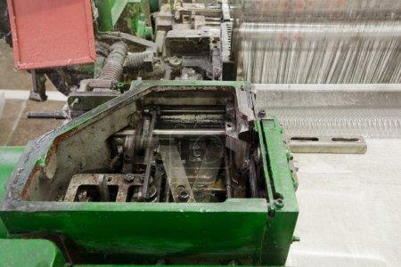 Yarn Processing Machine