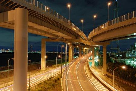 Night highways