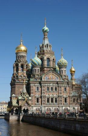 Temple, Russia, Saint Petersburg