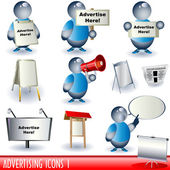 Advertising icons 1