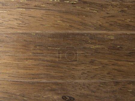 Photo pour Palm naturel premium texture de plancher installé de planches de bois dur grade suprême palm - image libre de droit