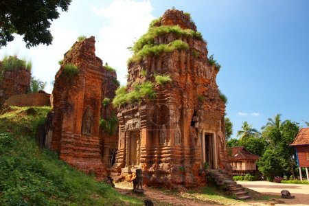 Angor Temples