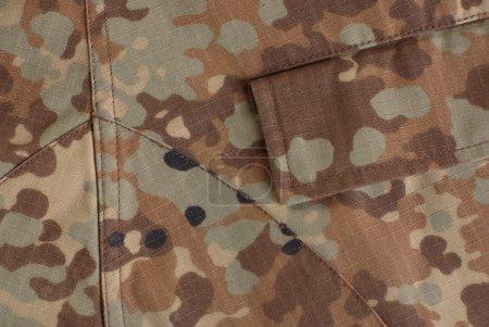 Pocket on uniform