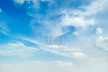 Photo for Sky and clouds - Royalty Free Image