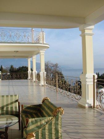 balcon en paradis