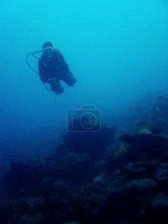 Drift dive