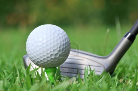 Golf ball and drive