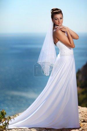 Photo pour Marche de mariage - image libre de droit