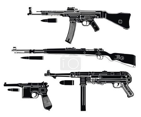 Germany guns