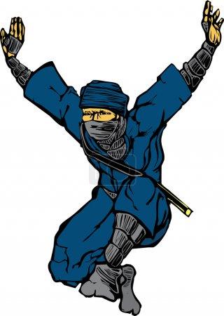 Ninja sautant