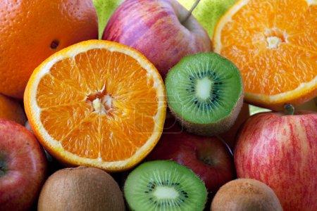 Fruits Background full Frame...