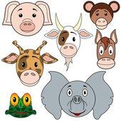 Animal Baby Set 2