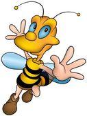 Usměvavá wasp