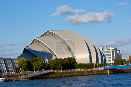 Glasgow Armadillo from the Science Center