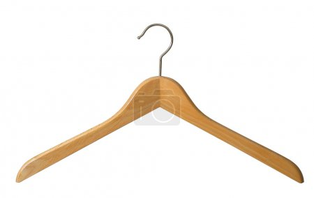 Photo for A coat hanger - Royalty Free Image
