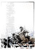 Horse background 2