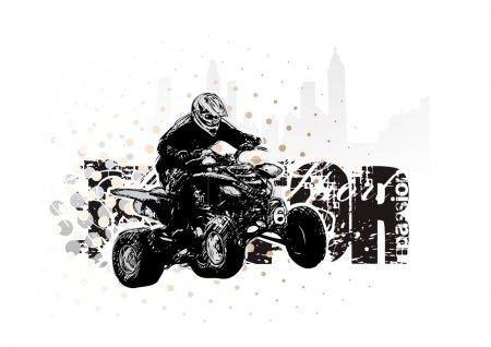 Motor sport background 3