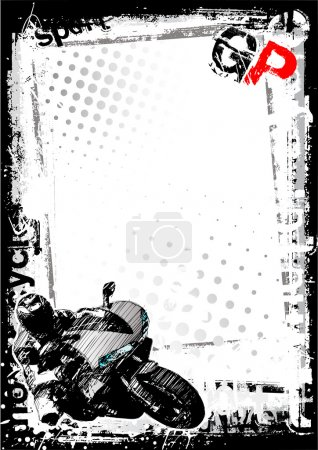 Motorbike background