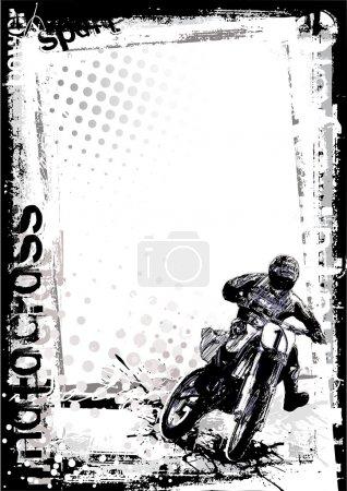 Motor cross
