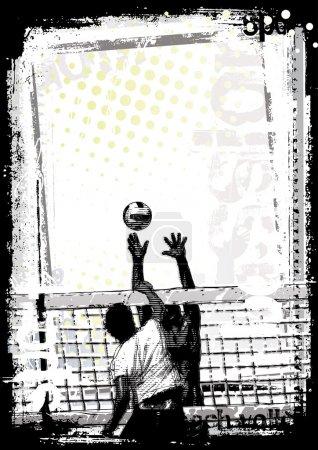 Beach volleyball 7