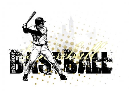 Baseball background 4