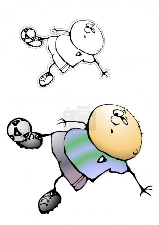 Funny soccer 2