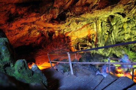 Psychro cave, Diktaian Antron, Crete