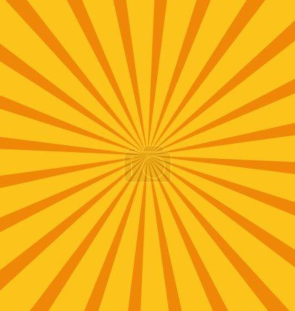 Summer sunburst