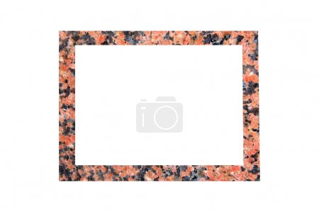 Granite texture Picture Frame