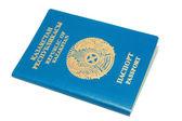 National passport Republic of Kazakhstan