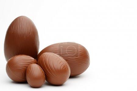 schokoladen ostereier
