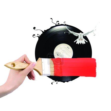 Photo pour Musique - image libre de droit