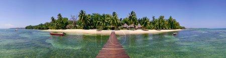 Photo for Panorama on Sainte Marie island, Madagascar - Royalty Free Image