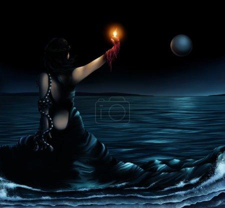 Siren - Surreal Artwork