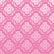 Abstract seamless hibiscus pattern...